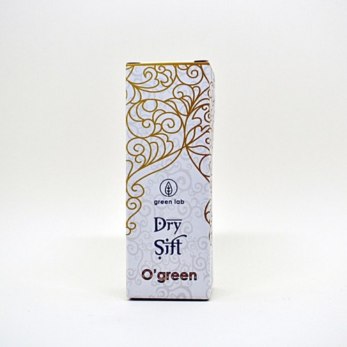 Dry Sift O'green 1g
