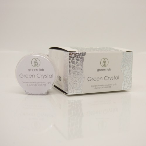 Green Crystal 500 mg