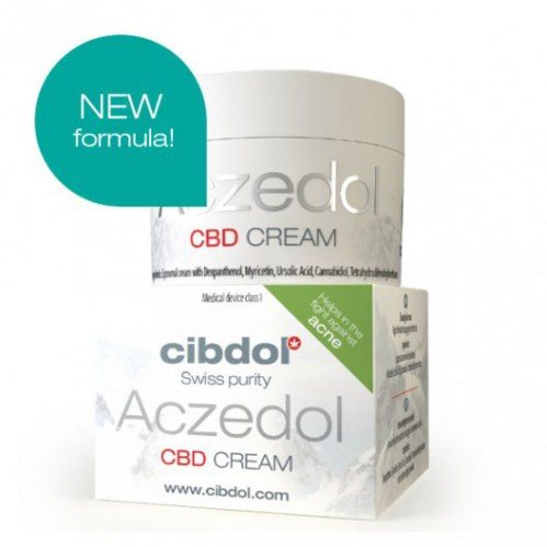 Aczedol Acne CBD 50ml